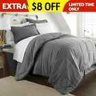 Luxury Hotel Down Alternative Bed in a Bag Comforter - Assorted Colors & Sizes image