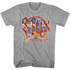 Styx Paradise Cloudy Skies Men's T Shirt Rock Band Album Cover Live Concert Tee image