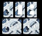 Memphis Grizzlies #2 Light Switch Covers Basketball NBA Home Decor Outlet on eBay