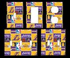 Los Angeles Lakers #2 Light Switch Covers Basketball NBA Home Decor Outlet on eBay