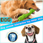 Dog Chew Toys for Aggressive Treat Dispensing Tooth Cleaning Rubber Toys Soft