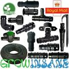 Antelco 19mm ID Pipe And Fittings Barbed Garden Watering Irrigation Connector