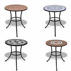 Mosaic Side Table For Garden Patio Balcony Outdoor/Indoor Dining Coffee Table