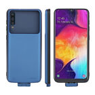 New Power Bank Backup Battery Case Cover Charger For Samsung Galaxy A50 A30 A20