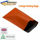 STRONG ORANGE Mailing Bags 10