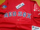Brand New Boston Red Sox 48 2015 Pablo Sandoval Majestic sewn Jersey Mens RED