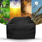 BBQ Gas Grill Cover UV Block Barbecue Outdoor Waterproof Heavy Duty Protection