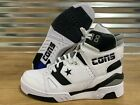 Converse ERX 260 High Shoes White Black Gray Archival Leather SZ ( 165909c )
