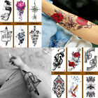 Kyпить Temporary Tattoos Body Arm Tattoo Sticker Half Sleeve Fake Waterproof на еВаy.соm
