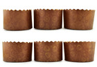 """6 pcs Easter Bread parchment baking paper Molds """"Italy"""" (panettone paska kulich)"""