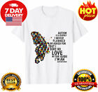 Autism Is a Journey Im an Autism Mom - Autism T-Shirt Funny Vintage Gift For Men