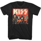 Kiss Alive Worldwide Tour 1996 Men's T Shirt Reunion Concert Merch Hard Rock image