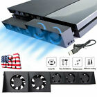 TX 5 Fan For PS4 Play Station4 Host Cooling Fan Cooler External Game Accessories