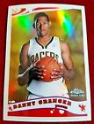 2005-06 Topps Chrome XFractor Refractor Chosen One Relics GOLD Iverson MING WADE