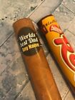 Personalised Rolos - Chocolate or just Wrappers - Worlds Best Dad - Cigar Design