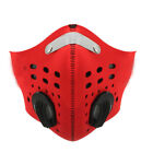 Motorcycle Riding Mask Anti-Haze Sports Air Purifying Face Mouth Cycling Outdoor