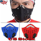 Kyпить Motorcycle Riding Mask Anti-Haze Sports Air Purifying Face Mouth Cycling Outdoor на еВаy.соm