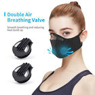 Outdoor Face Mask PM2.5 Mask Activated Carbon Mask With Filter-Washable Reusable