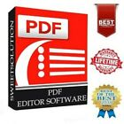 PDF Editor Software Full Pro Multi Language⏳ |🇺🇸100%Digital Download software✔