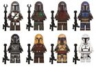New Custom Star Wars Mandalorian Minifigure Works With LEGO $3.79 USD on eBay