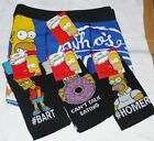 """MEN'S HOMER SIMPSON """"WHO'S YOUR DADDY"""" NOVELTY BOXER SHORT & SOCKS SET S to XL"""