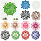 Mandala Flower Indian Bedroom Wall Decal Art Stickers Mural Vinyl Home Decor Us