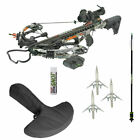 PSE Fang HD Crossbow *Ready to Hunt* Package - Lots of Extras and FREE Shipping!