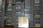 NINTENDO NES GAMES - Lots of great games! L@@K - LOT - From $2.95 - $57.95 ⭐⭐