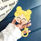 Soft Sailor Moon Luna /Ring Strap Design Earphone Skin Case Cover For AirPod 1 2
