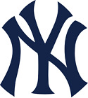 NY New York Yankees vinyl sticker decal wall truck car baseball MLB logo #1 on Ebay