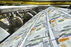 USA CURRENCY MONEY PRINTER GLOSSY POSTER PICTURE PHOTO BANNER PRINT bills 6122