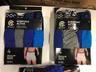 4 MEN'S UNDERWEAR C9 CHAMPION by HANESBRANDS - BOXER BRIEFS everyday ACTIVE