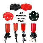 DW's New Lee Reloading Press Powder Baffle V3.2 Auto Disk Drum Classic Pro 1000