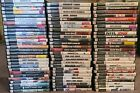 Playstation 2 Games Assorted Lot: Good to Great Condition - Pick and Choose!