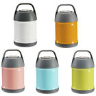 Stainless Steel Insulated Food Soup Braised Pot Portable Travel Mini Handl P0g7