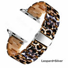 FixedPricefor apple watch 38mm/40mm 42mm/44mm resin replacement watch band strap bracelet
