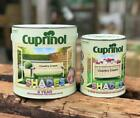 Cuprinol Garden Shades Paint - Furniture Sheds Fences - All Colours Next Day Del