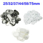 50Pcs 25-75mm Pin Badge Button Supplies for Badge Maker Machine New