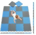 30cm Baby Crawling Puzzle Mat Soft EVA Foam Kids Play Carpet Home Floor Mats Gym