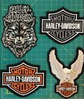 Harley Davidson Patch Display board patches sold each $10.0 USD on eBay