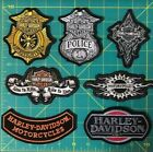 Harley Davidson Patch Display patches $5.0 USD on eBay
