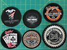 Harley Davidson Patch Display board Small patches $6.0 USD on eBay