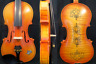 More images of Strad style solid wood SONG maestro violin 1 / 2  ,huge and powerful sound #14586