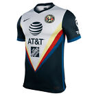 Nike 2020-21 Club America Away Jersey - Navy-White
