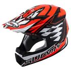 Suomy 2019 Rumble Strokes Offroad Helmet - Red