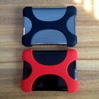 Portable Hard Disk Drive HDD Bag Carry Case Cover Silicon Rubber Case 2.5Inch