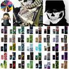 Head/face/mask/neck Gaiter Bikers Scarf Snood Tube Bandana Beanie Hair Cover Cap
