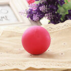 Boomer Red Ball Indestructible Solid Dog Toy Various Size Nice puppy Pet W0M1