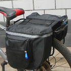 Waterproof-Double-Panniers-Bag-Bike-Bicycle-Cycling-Rear-Seat-Saddle-Package-Red