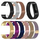For Fitbit Charge 3 Replacement Milanese Loop Strap Stainless Steel Wrist Band x image